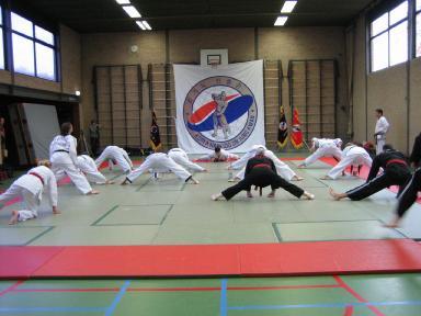 2007 Seminar Belgien