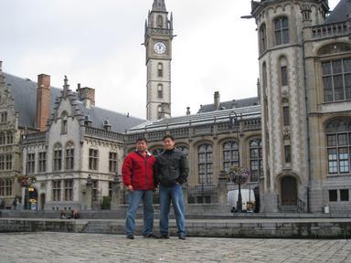 2008 Seminar Belgien