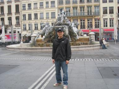 2008 Seminar Frankreich