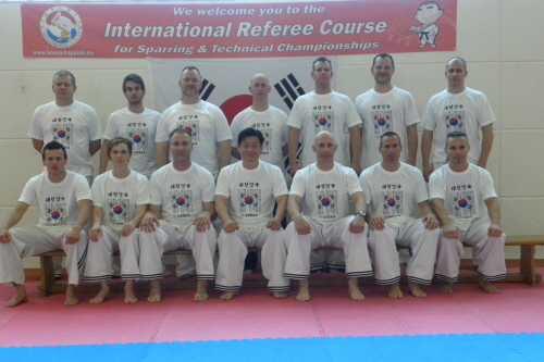 2011 International Referee Course