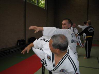 2009 Seminar Belgien