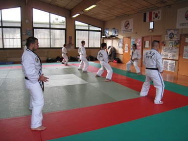 2009 Seminar Frankreich