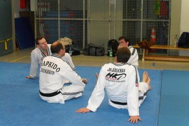 2010 Yudan Training